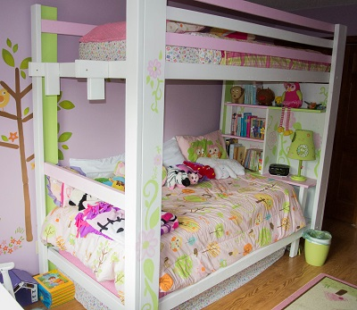 Why I built a bed for my daughter